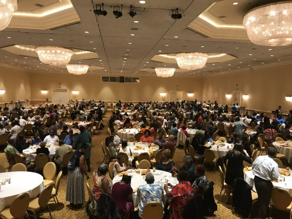 Culture Shift Conference draws hundreds