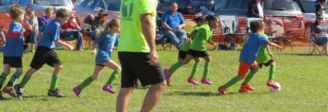 Florida Baptist Convention, College Park, Upward Soccer