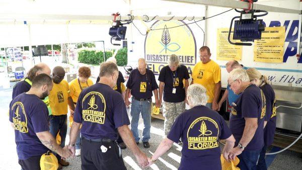 Florida Baptist Convention, Churches Helping Churches, Hurricane, Disaster Relief