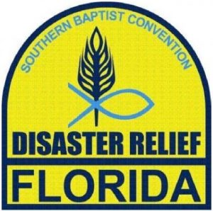 Florida Baptist Convention, Churches Helping Churches, Hurricane, Disaster Relief