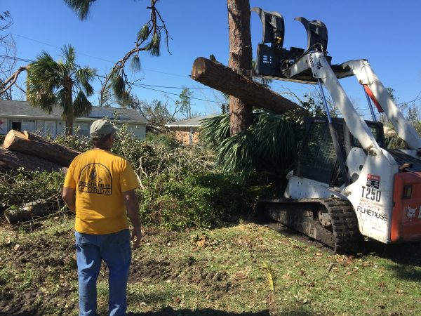 FBDR brings hope to the Florida Panhandle