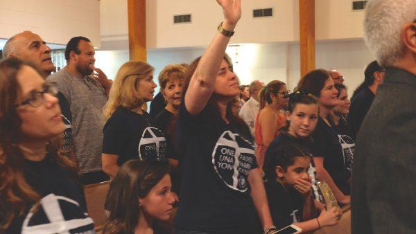 Evento Una Familia en Adoración celebra diversidad, unidad