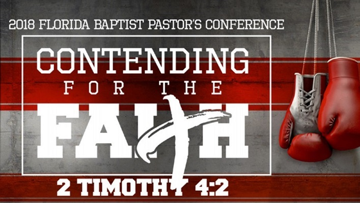 2018 Pastors Conference - Session 3 - Florida Baptist