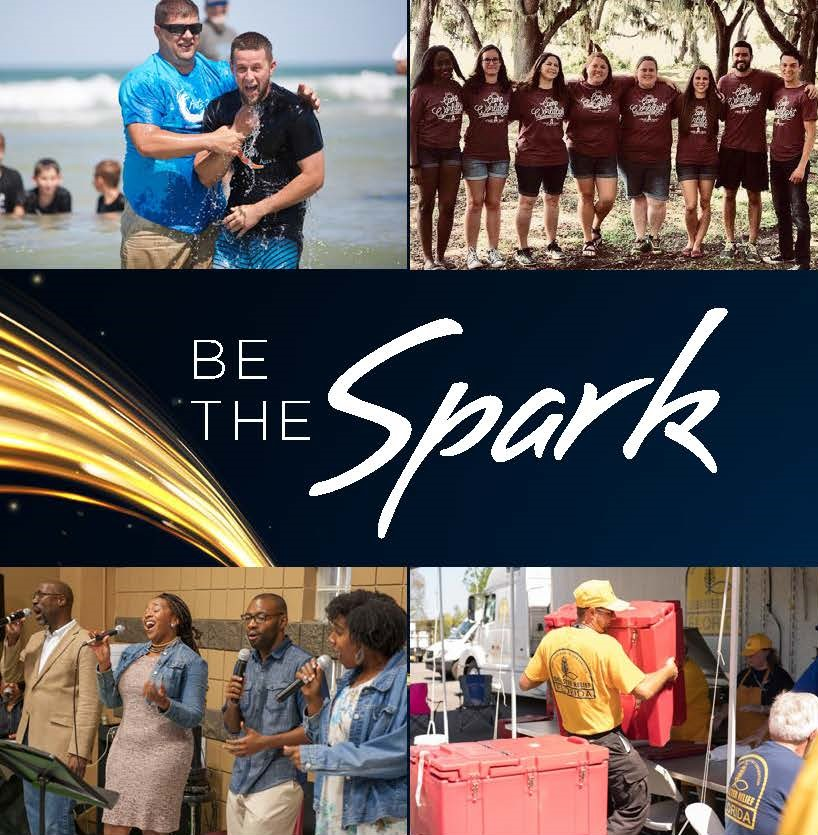 Florida Baptist Convention, Be the Spark, Florida Baptist State Convention,