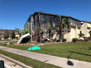 Florida Baptist Convention, Churches Helping Churches, Hurricane Michael, Disaster Relief, FBC Lynn Haven