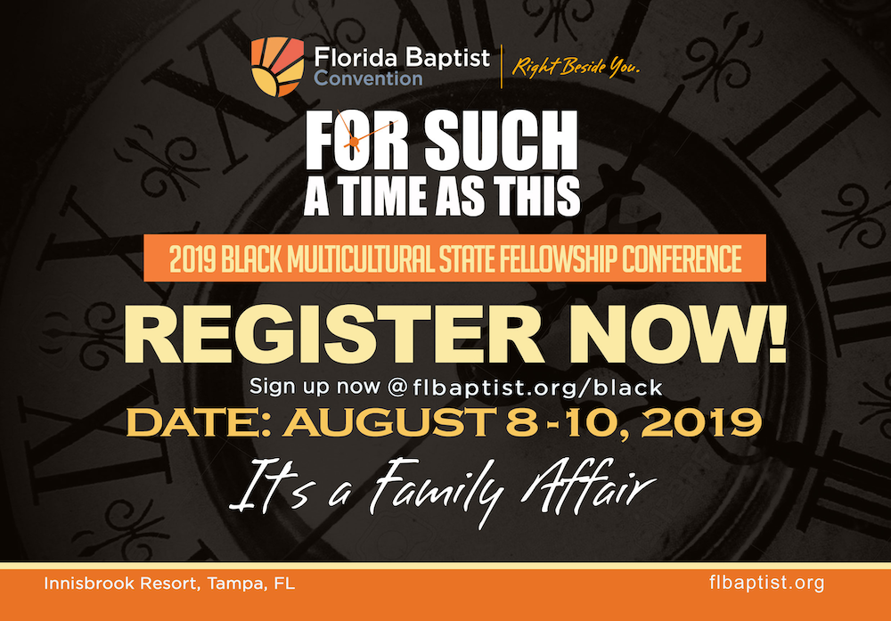 Margaret Colson, Author at Florida Baptist Convention | FBC