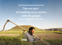 Florida Baptist Convention, Lottie Moon Christmas Offering, IMB, International Missions