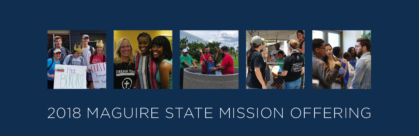 Florida Baptist Convention, Maguire State Mission Offering