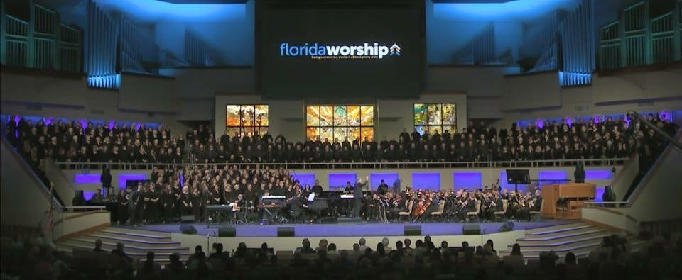 Florida Baptist Convention, Florida Worship Choir