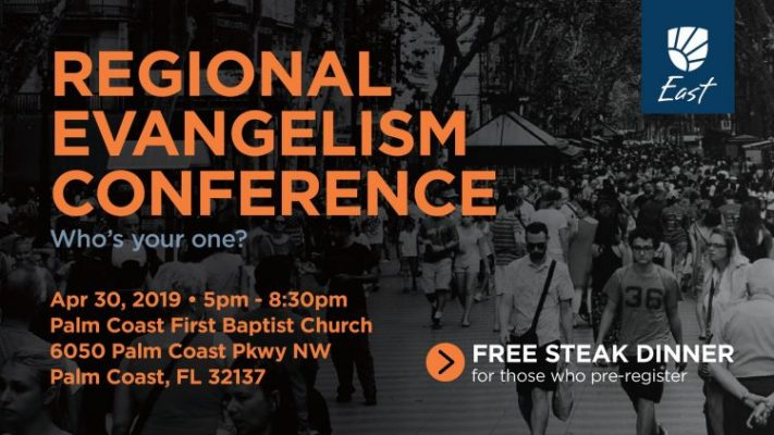 Florida Baptist Convention, Evangelism Conference, Who's Your One