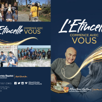Florida Baptist Convention, Cooperative Program, CP, The spark begins with you, French