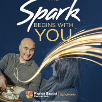 Florida Baptist Convention, Cooperative Program, CP, The spark begins with you