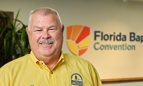 Florida Baptist Convention, Florida Baptist Convention Staff, Marvin Corbin