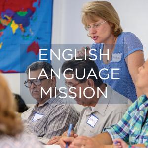 Florida Baptist Convention, Community Ministries, English Language Ministries