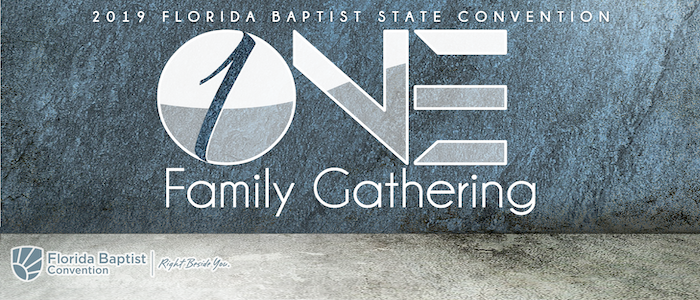 Florida Baptist State Convention, One, Family Gathering