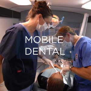 Florida Baptist Convention, Community Ministries, Mobile Dental Unit