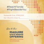 Maguire State Mission Offering, MSMO