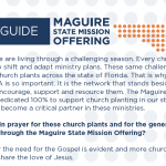 Maguire State Mission Offering, Prayer Guide