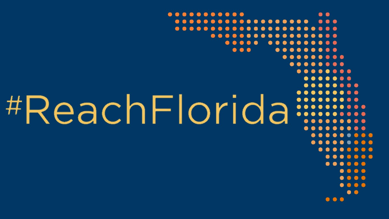 Reach Florida, Right Beside You, Maguire State Mission Offering