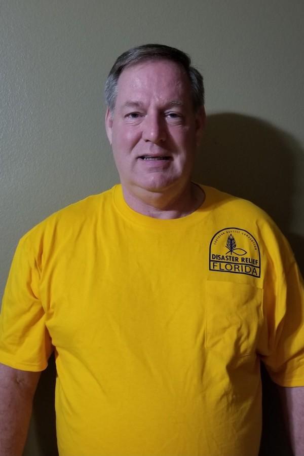 Tom Heir, Florida Baptist Disaster Relief
