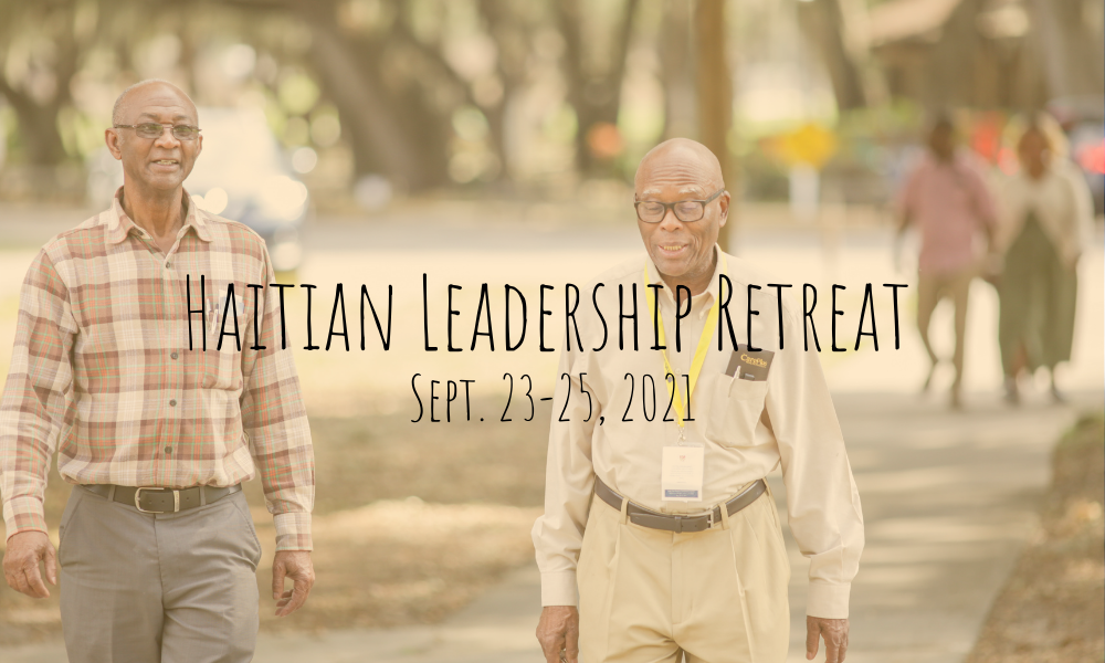 Haitian Leadership Retreat