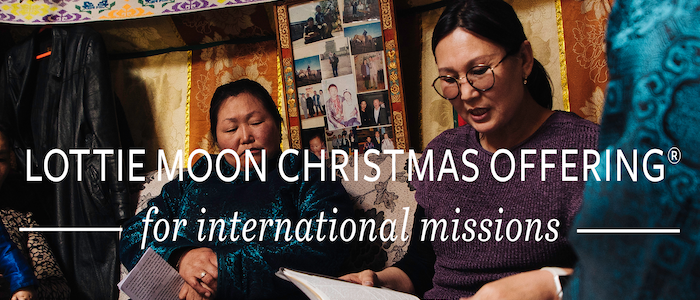 Lottie Moon, Lottie Moon Christmas Offering, IMB