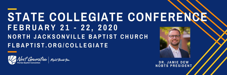 State Collegiate Conference, SCC, Jamie Dew