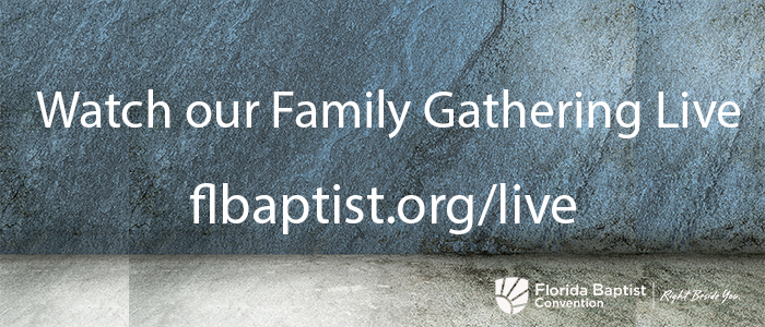 Watch Live, Florida Baptist State Convention