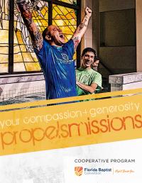 Cooperative Program, CP English Poster