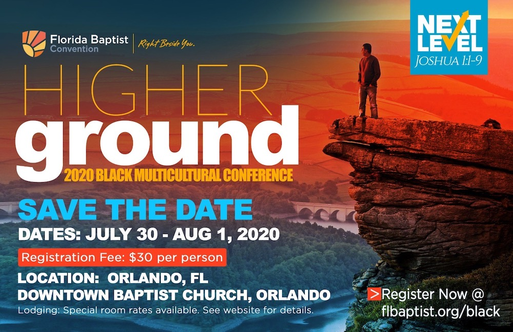 Black Multicultural State Fellowship, Downtown Baptist Church, Florida Baptist Convention