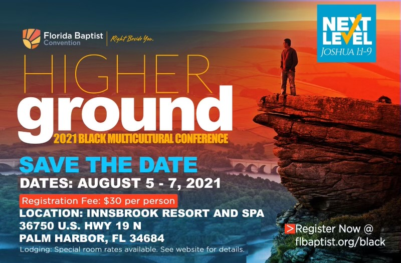 Higher Ground, Black Multicultural Conference