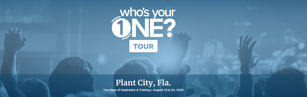 WHO'S YOUR ONE?, First Baptist Church of Plant City