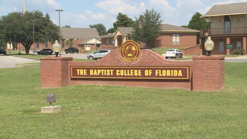 Florida Baptise College has trained armed emergency response team