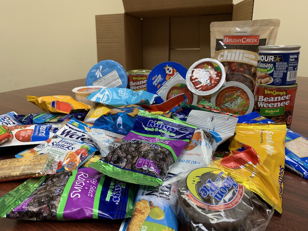 Coronavirus Response, Food Donations,