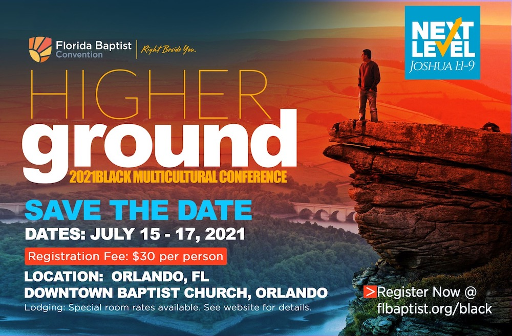 Black Multicultural Conference, Higher Ground