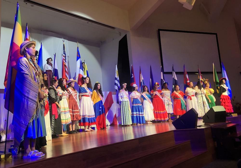 Florida Baptist Convention, Hispanic Countries