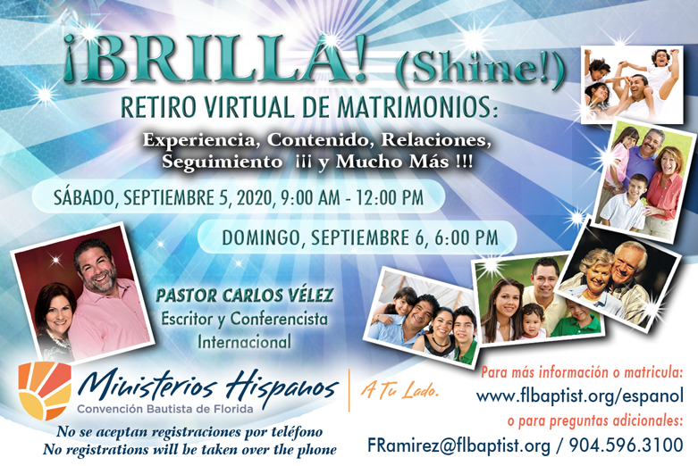 Brilla, Florida Baptist Convention, Hispanic Ministries