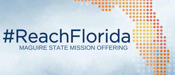Maguire State Mission Offering, REACH FLORIDA