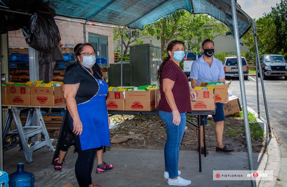Hunger Relief, Coronavirus Response
