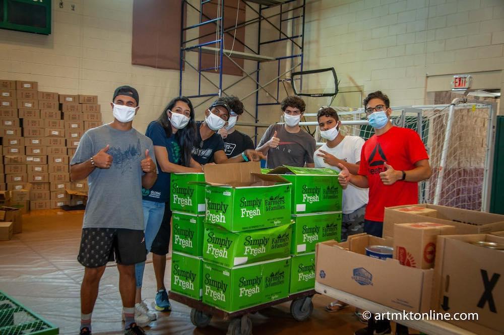 Food Distribution, Coronavirus Response