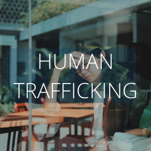 Human trafficking ministries