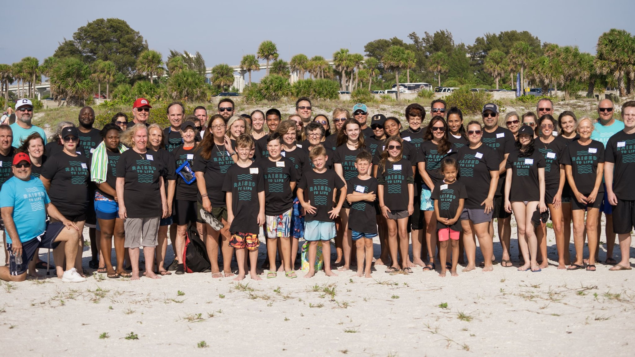 Baptism, Calvary Clearwater