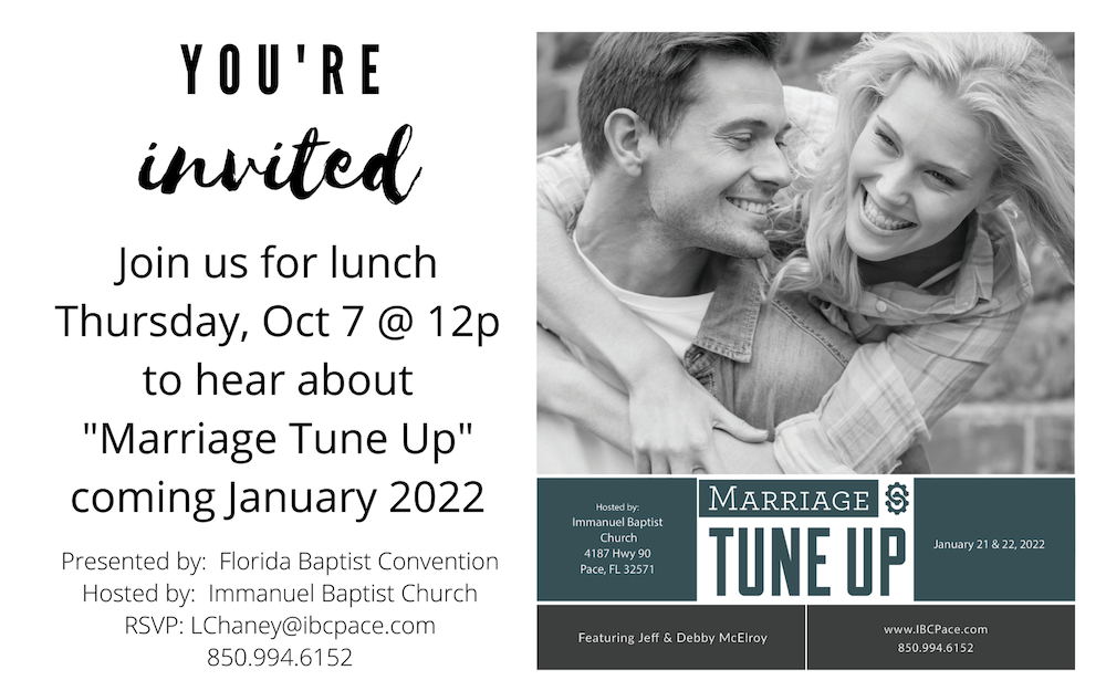 Marriage Tune Up