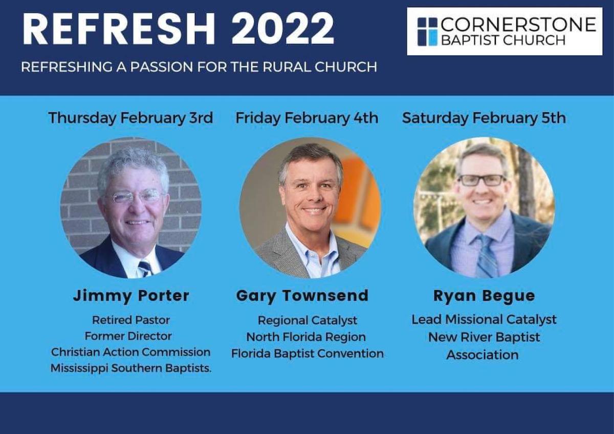 Refresh 2022, Rural Church