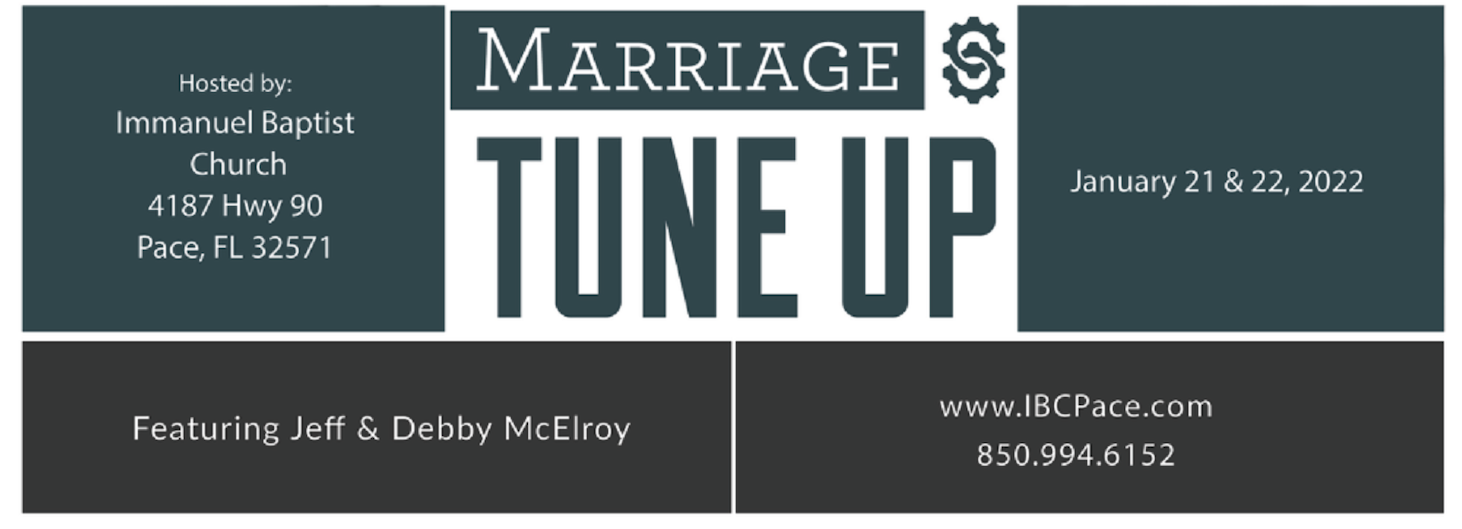 Marriage Tune-Up